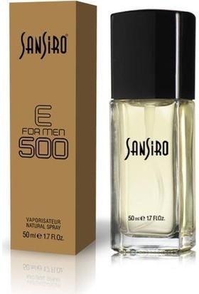 Sansiro E 500 50ML Baharatlı