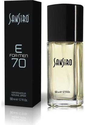 Sansiro Edt E-070 50 ML Erkek Ferah