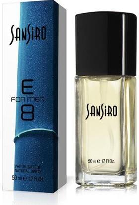 Sansiro E 8 50ML Ferah