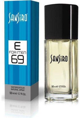 Sansiro E 69 50 ML Ferah