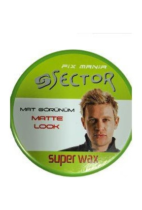 Egoiste Sector Super Wax Matte Look 150Ml