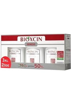 BIOXCIN Genesis Şampuan 300 ml 3 AL 2 ÖDE - Kuru ve Normal Saçlar