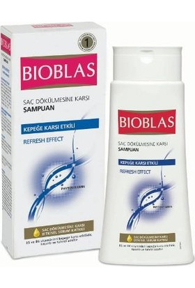 Bioblas 360 Renovation Protection Hasar Görmüş Saçlar İçin Şampuan 400Ml