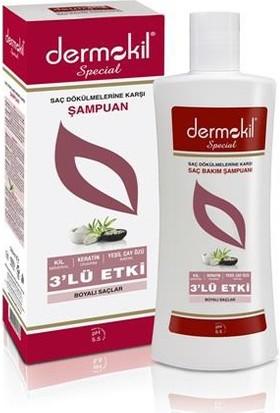 Dermokil Şampuan Special Kil Keratin Bakım 500ml (Boyalı ve Permalı Saçlar)