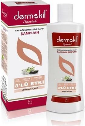 Dermokil Şampuanı Special Kil Keratin Bakım 500ml (Normal Saçlar)