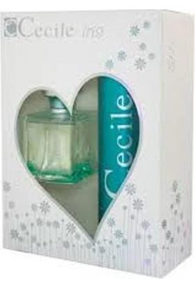Cecile Iris Bayan Edt 100 Ml + 150 Ml Deodorant