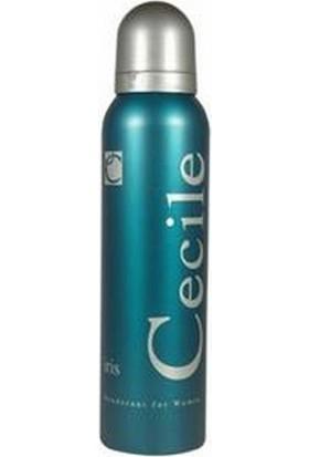 Cecile Iris 150 Ml Kadın Deodorant