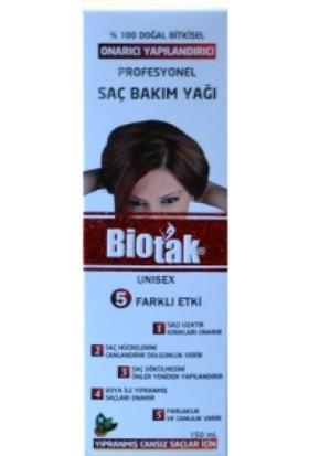Biotak Saç Bakım Yağı 150 Ml