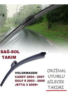 Tvet Vw Caddy 2004 2007 Golf 5 2003 2005 Jetta 3 2005 Octavia Orjinal Silecek 480 600 Mm