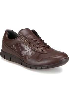 Flexall Mkm-1 M 1910 Kahverengi Erkek Modern Ayakkabı