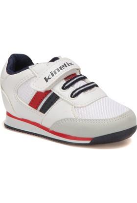 Kinetix Tramor Beyaz Lacivert Kırmızı Erkek Çocuk Sneaker