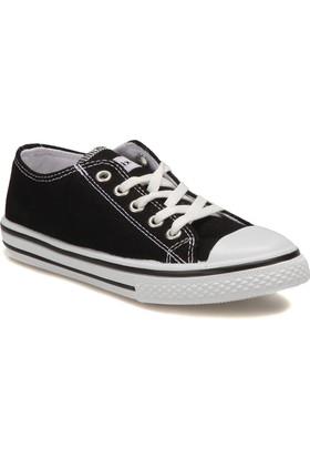 Kinetix Denni Siyah Erkek Çocuk Sneaker