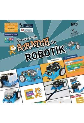 Çocuklar İçin Scratch İle Robotik - Hüseyin Kervan