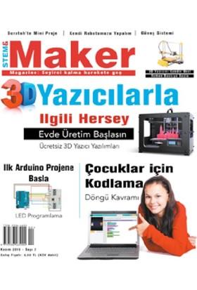Stem & Maker Magazine Sayı:2