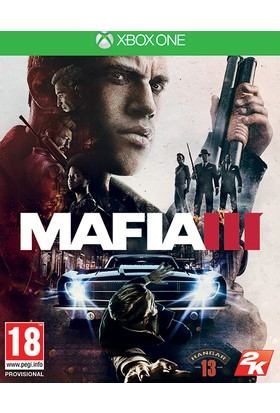 Take 2 Xbox One Mafia III