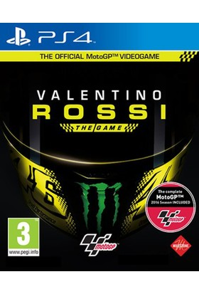 Namco Bandai Ps4 Valentino Rossi: The Game