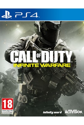 Call Of Duty Infinite Warfare PS4 Oyun