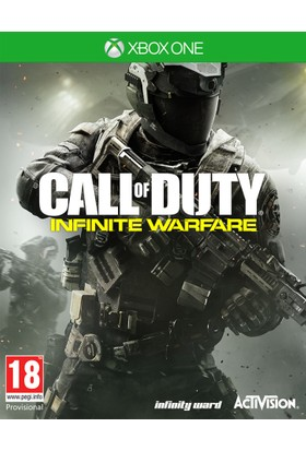 Activision Xbox One Call Of Duty Infinite Warfare