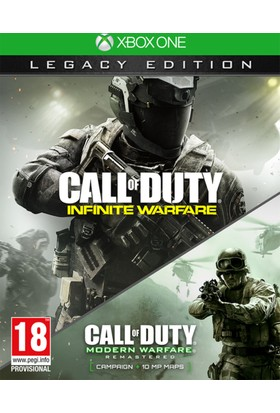 Activision Xbox One Call Of Duty Infinite Warfare Legacy Ed.