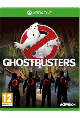 Activision Xbox One Ghostbusters 2016