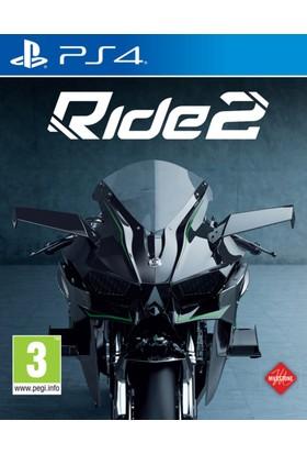 Namco Bandai Ps4 Ride 2