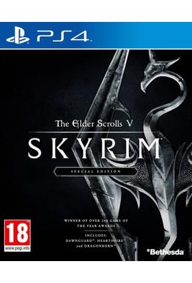 Skyrim HD PS4 Oyun