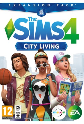 Ea Pc The Sims 4 City Living
