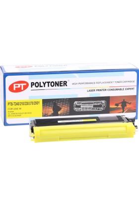 Polytoner Brother Tn-240Y Toner Mfc-9320Cw/9120Cn/Hl-3070Cw/Hl-3040Cn/Dcp-9010Cn