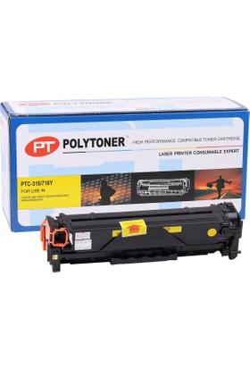 Polytoner Canon Crg-718/318 Toner Sarı Lbp7200Cd/7200Cdn