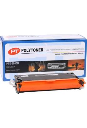 Polytoner Epson S051161 Toner Black Toner (C2800) (8000 Sayfa)