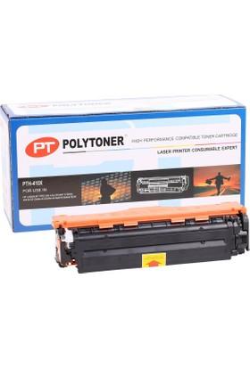 Polytoner Hp Ce410X Toner Siyah Pro300-400 Color Mfp375Nw/400M/451Dn/475Dn