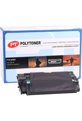 Polytoner Samsung Ml-3050B Toner Ml3051 Scx 5635/5835 (8000 Sayfa)