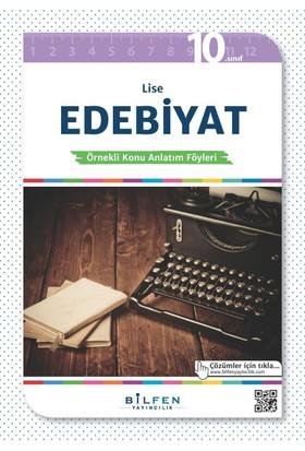 10. sınıf Edebiyat Örnekli Konu Anlatım Bilfen Yayınları