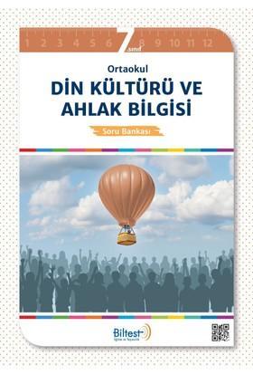 7.Sınıf Din Kültürü ve Ahlak Bilgisi Soru Bankası Bilfen Yayınları