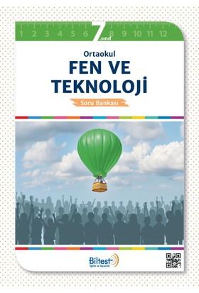 7.Sınıf Fen Bilimleri Soru Bankası Bilfen Yayınları