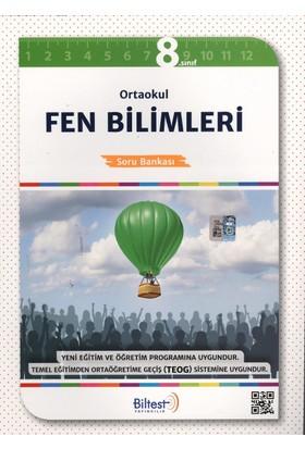 8.Sınıf Fen Bilimleri Soru Bankası Bilfen Yayınları