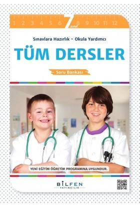 7.Sınıf Tüm Dersler Soru Bankası Bilfen Yayınları