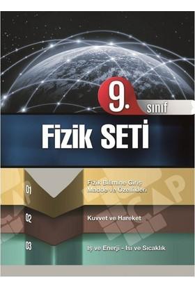 Çap Yayınları 9.Sınıf Fizik Seti