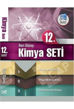 Çap Yayınları 12. Sınıf İleri Düzey Kimya SETİ