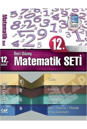Çap Yayınları 12. Sınıf İleri Düzey Matematik SETİ