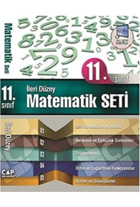 Çap yayınları 11.Sınıf İleri Düzey Matematik Seti
