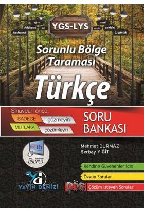 Yayın Denizi YGS-LYS Türkçe Sorunlu Bölge Taraması Soru Bankası