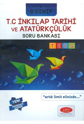 Limit 8.Sınıf T.C. İnkılap Tarihi ve Atatürkçülük Soru Bankası