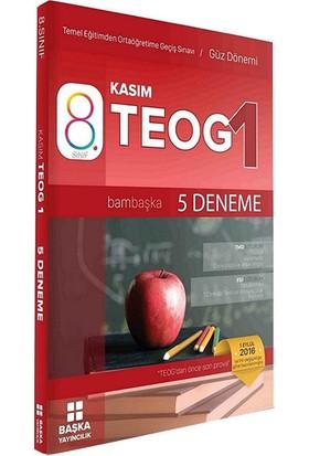 Başka 8.sınıf Teog-1 Bambaşka 5 Deneme