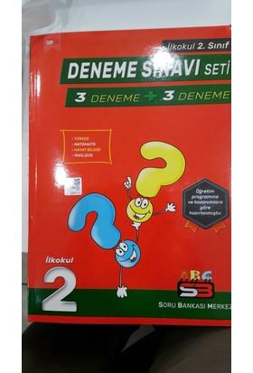 Sbm Yayınları 2. Sınıf 3+3 Deneme