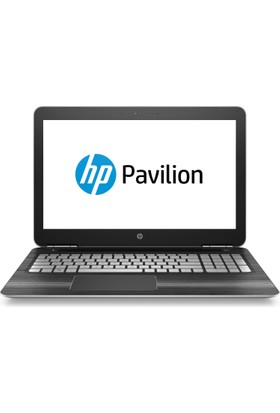 "HP Pavilion 15-BC001NT Intel Core i7 6700HQ 16GB 2TB + 128GB SSD GTX960M Windows 10 Home 15.6"" FHD Taşınabilir Bilgisayar W7R26EA"