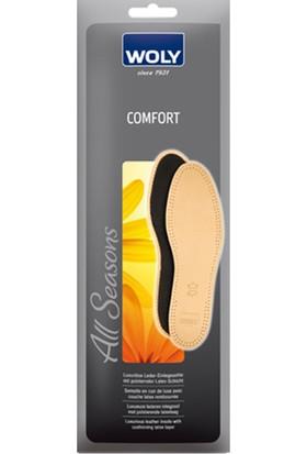 Woly Comfort 1804 Deri Taban Krem Rengi