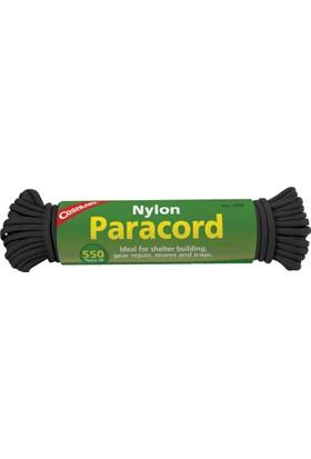 Coghlans 15.25 Metre Paracord İp Siyah