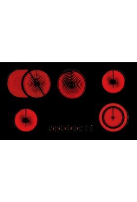 Mekappa Hva13S-T5Tch Vetro Ocak (Lava)