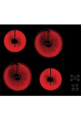 Mekappa Hva11S-T4Tch Vetro Ocak (Lava)